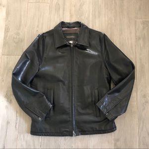 Banana Republic Men's Leather Jacket